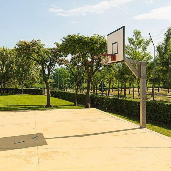 Basket Parco La Quiete