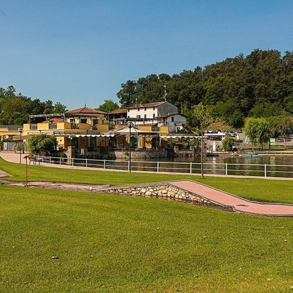 Minigolf Parco La Quiete