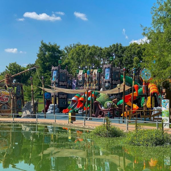 Parco La Quiete Terra Dei Draghi