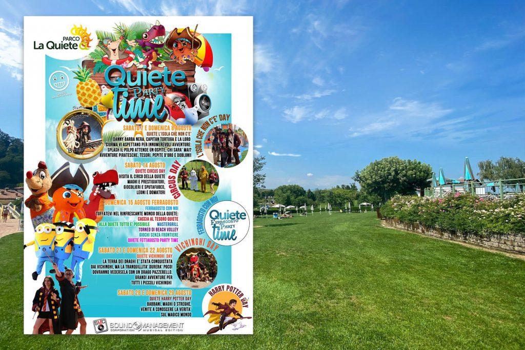 Eventi Agosto Parco La Quiete